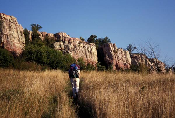 Prairie Walls, Blue Mounds